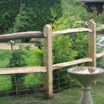 cleft-on-oak-posts