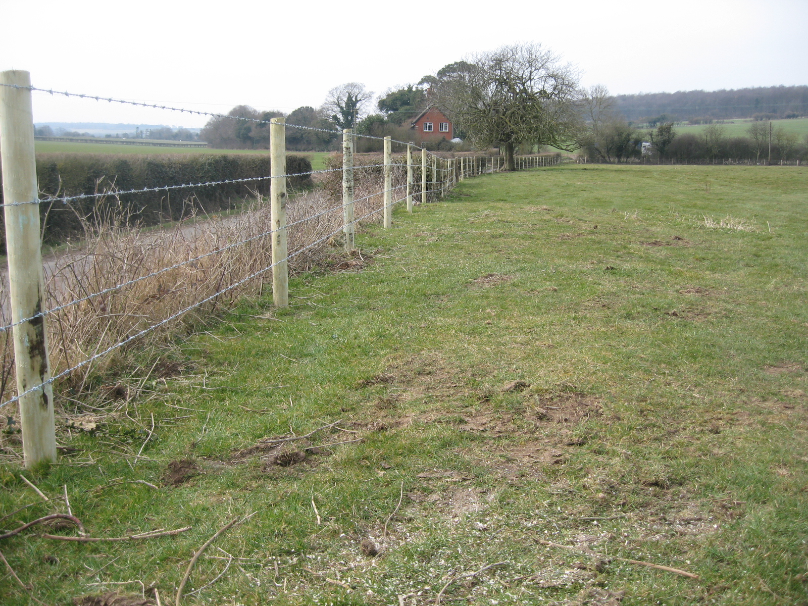Wire Fencing Richard Stubbs Fencing Services