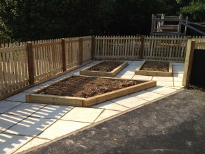 raised-beds-and-paving-with-picket
